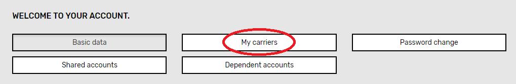 add a carrier